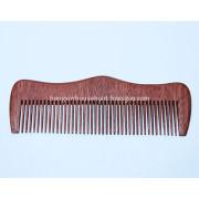 Anti-static Health Care Peach Wooden Comb