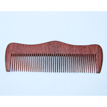 Anti-static Health Care Peach Wooden Comb