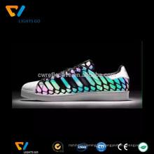 Stretch-Schmelzklebstoff-TPU-Folie für reflektierende Stoffe oder Schuhe