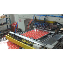 Twist off Cap Production Line / Automatic Tin Cap Making Machine / Vacuum Capping Sealing Machine