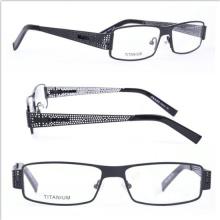 Lunettes optiques en titane / cadre de style nouveau style / cadres de lecture (PR64IV)