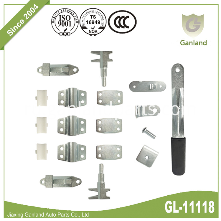 Steel Cargo Lock GL-11118