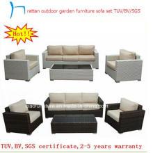 Wicker Patio Furniture Outdoor Couch, Outdoor Sofa