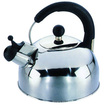 3.5L Black silicone whistle kettle