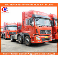 Heavy Duty Dongfeng 6X2 Caminhão Tractor, Cabeça Trator, Prime Mover