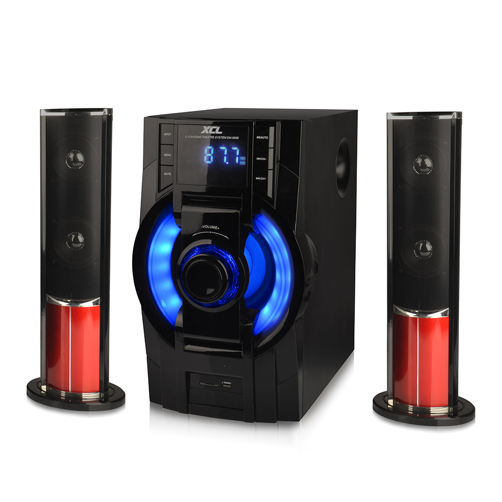 2 1 Hifi Speaker With Bluetooth