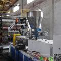 Ligne d'extrusion de plastique bois PVC / PE / PP de haute qualité