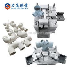 système de moule de raccord de tuyau en plastique pvc de haute qualité de moule en plastique de garnitures de tuyau