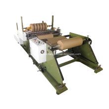 Máquina cortadora de papel para productos de papel.