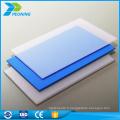 Fournisseur chinois feuille de polycarbonate transparent