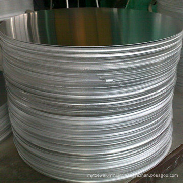 3003 Aluminum Sheet Disc for Pot