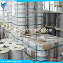 ASTM A269 316L fil de soudage en acier inoxydable laminé à froid