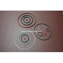 Silikongummidichtung O-Ring