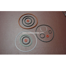Vedação de borracha de silicone o anel
