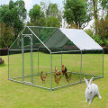 Super Large Metal Chicken Run For Outdoor