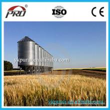 Máquina de formação de silo de aço de armazenamento em espiral / Máquina de formação de silo
