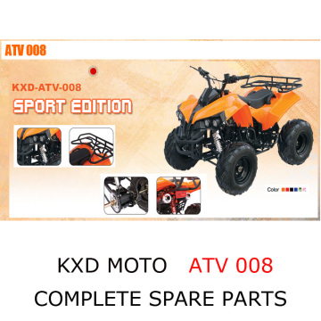 KXD Motor ATV 008 Parts Complete Scooter Parts