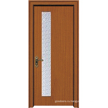Внутренняя стеклянная дверь для спальни (WX-PW-156)