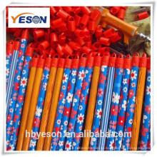 Китайская веник для настила контейнера / ручка деревянной метлы