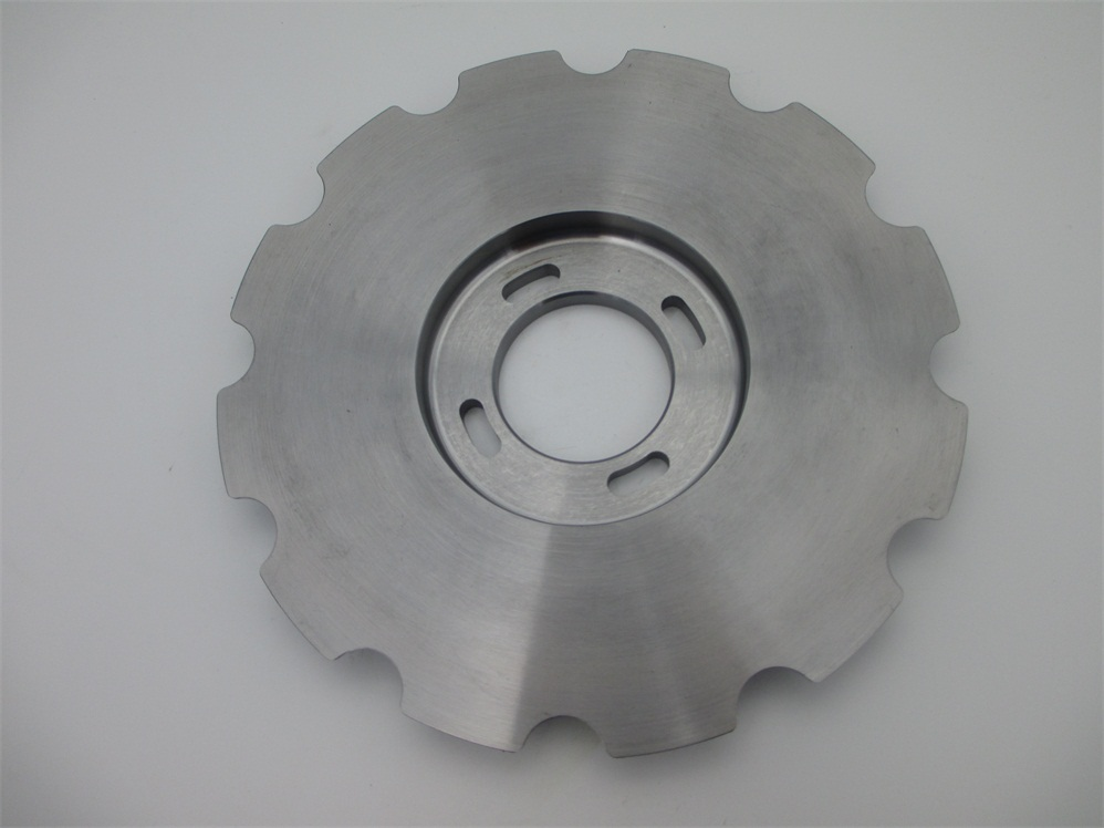 Turning 440c Stainless Steel