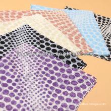 Маленький квадратный шарф Polka Dot Chiffon Japan