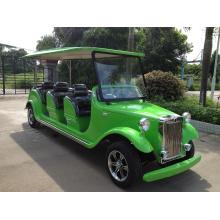DLF-LX-8C Fabrikpreis guter Service elektrische 8 Passagier klassischen Wagen
