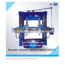 Подержанные Вертикальные токарные цены для продажи на складе, предлагаемые Китаем Вертикальный токарный станок