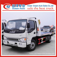 SINOTRUK HOWO 4x2 heavy duty truck 4ton towing trucks sale