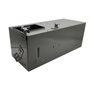 Fabrication de boîtier de télécommunication en métal en acier galvanisé sur mesure