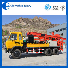 Gl-2000 Direct & Reverse Camion Mounteddrill Rig