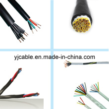 Multi- Core Copper Conductor Control Cable 2.5mm2 4mm2 6mm2 Electric Cable