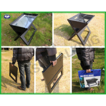 Portable Charcoal Grill for Outdor Barbecue Camping