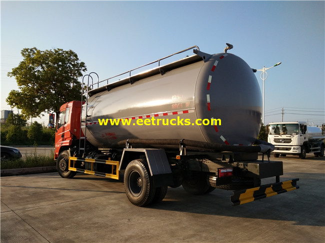 16cbm Powder Tanker Trucks