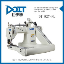 DT927-PL DOUBLE NEEDLE FEED OF ARM FEED-OFF-THE-ARM CHAIN STITCH MACHINE WITH BUILT-IN DOUBLE PULLER