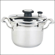 T304 Stainless Steel Pressure Cooker