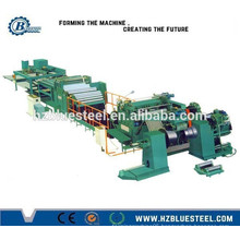 Automatic Metal Steel Coil Slitting And Rewinding Machine, Sheet Metal Slitting Machine