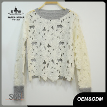 Frauen Special Sweet Hollow Sweater