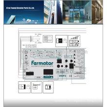 Vvvf Aufzugskontrolle, Aufzugssteuerpultpreis, intelligenter Aufzugsteuerpult