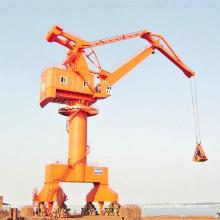 Heavy Duty Double Beam Shipyard Goliath Crane