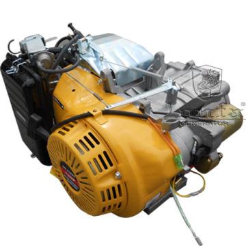 Proveedor de China 13HP Honda Gx390 Motor de gasolina de medio arranque eléctrico