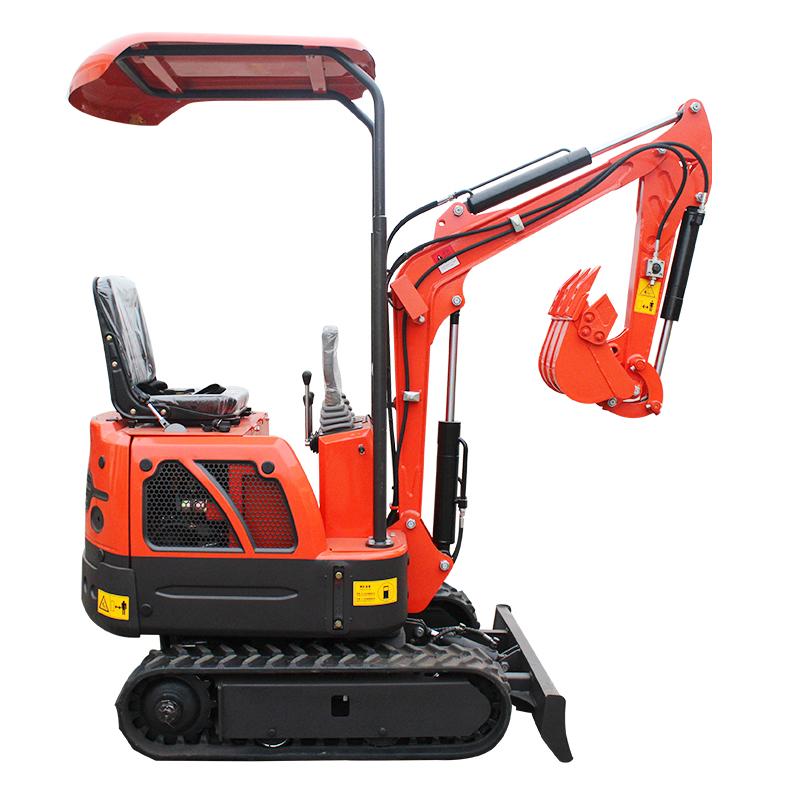 Best Chinese Mini Excavator 4