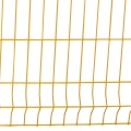 3d curved fence Galvanized Iron Wire Mesh
