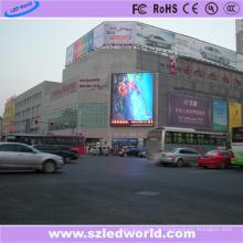 Places publiques de panneau de signe du contraste P8 LED de la couleur 1080P