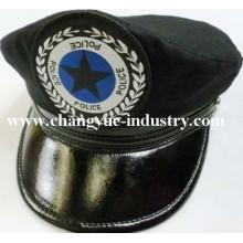 Marine leather custom sailor boating captain cap hat