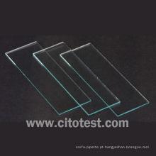 Lâminas de microscópio simples regulares (0307-0003)