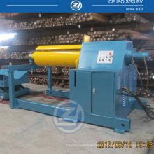 Desbobinador hidráulico automático para la máquina formadora de rollo