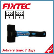 Fixtec Construction Tools 2000g Stoning Hammer with Fiberglass Handle