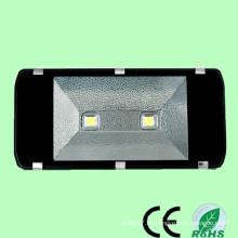 2014 nuevos productos calientes 85-265v / 100-240v / 110-277v 100w 120w 140w 160w 10000 lumen ip65 llevó la luz del túnel de la explotación minera