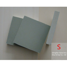 9-12mm Dichte 0,5g / cm3 Solide Starre WPC PVC Celuka Foam Board für Tragbare Toilette machen