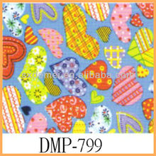 More than 500 patterns warehouse fabric heart patterns